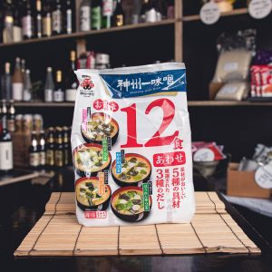 Instant Miso Soup at Japan's Kitchen