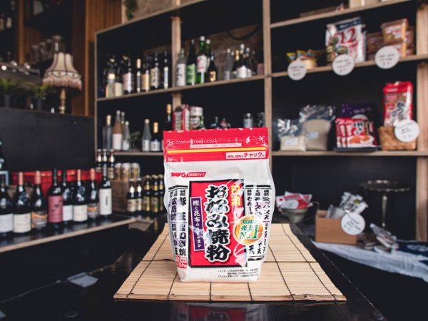 Okonomiyaki Flour at Japan's Kitchen