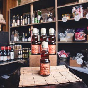 Sesame Seed Oil at Japan's Kitchen