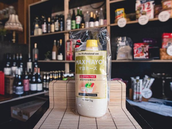 Japanese Mayonnaise at Japan's Kitchen