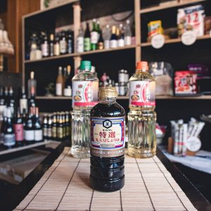 Soy Sauce at Japan's Kitchen