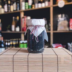 Black sesame seeds at Japan's Kitchen