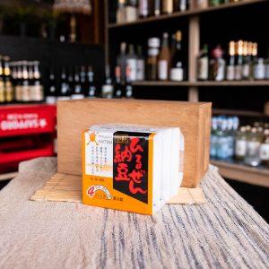 Natto at Japan's Kitchen