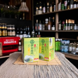 Genmaicha tea bags at Japan's Kitchen